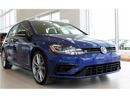 2019 Volkswagen Golf R 2.0 TSI (Stk: 69429) in Saskatoon - Image 1 of 25