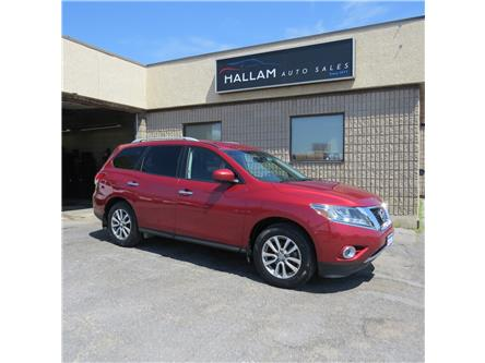 2016 Nissan Pathfinder SV (Stk: ) in Kingston - Image 1 of 13