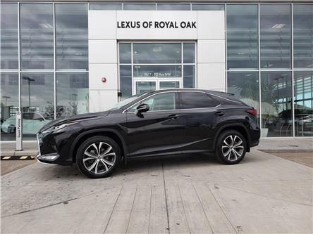2020 Lexus RX 350 Base (Stk: L20487) in Calgary - Image 1 of 10