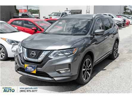 2018 Nissan Rogue SL (Stk: 320490) in Milton - Image 1 of 5
