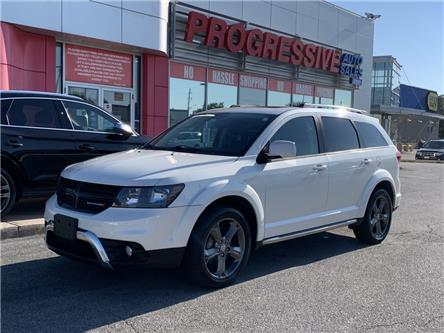 2014 Dodge Journey Crossroad (Stk: ET295277T) in Sarnia - Image 1 of 27