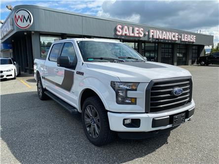 2016 Ford F-150 Lariat (Stk: 16-D21802) in Abbotsford - Image 1 of 17