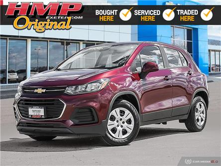 2017 Chevrolet Trax LS (Stk: 78338) in Exeter - Image 1 of 27