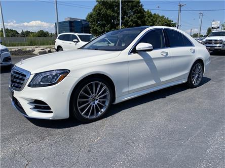 2018 Mercedes-Benz S-Class  (Stk: 383-03) in Oakville - Image 1 of 21