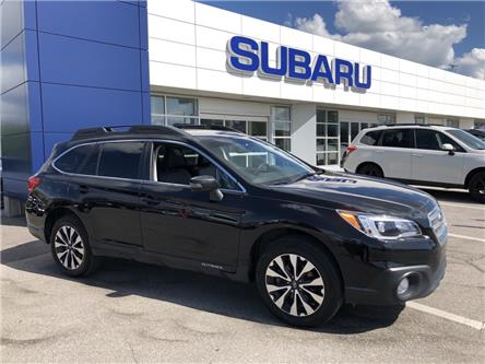 2017 Subaru Outback 2.5i Limited (Stk: P627) in Newmarket - Image 1 of 18