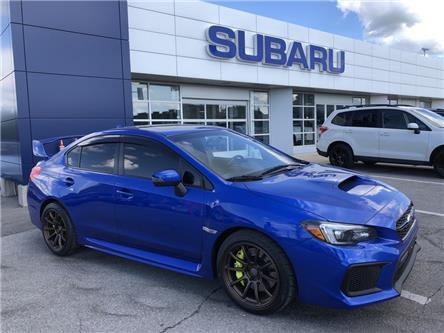 2018 Subaru WRX STI Sport (Stk: P684) in Newmarket - Image 1 of 15