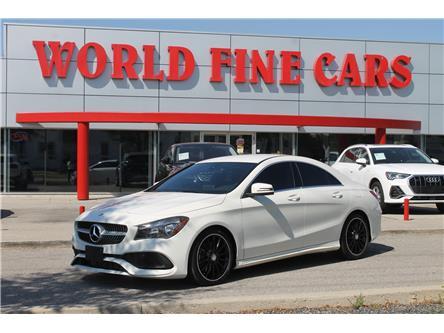 2017 Mercedes-Benz CLA 250 Base (Stk: 17424) in Toronto - Image 1 of 21