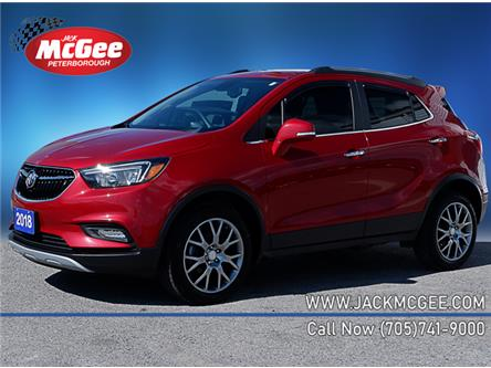 2018 Buick Encore Sport Touring (Stk: 19611B) in Peterborough - Image 1 of 20
