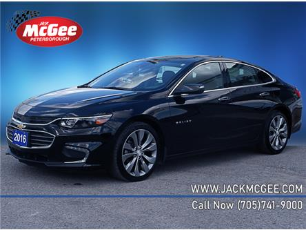 2016 Chevrolet Malibu Premier (Stk: 20545A) in Peterborough - Image 1 of 18
