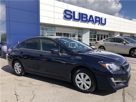 2016 Subaru Impreza 2.0i (Stk: P641) in Newmarket - Image 1 of 3