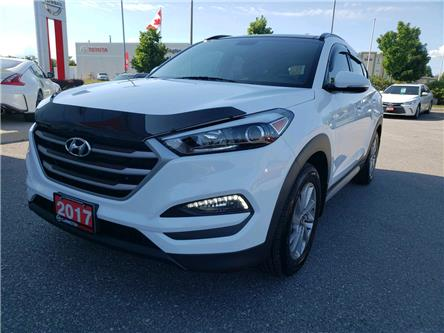 2017 Hyundai Tucson SE (Stk: LC805324A) in Bowmanville - Image 1 of 32