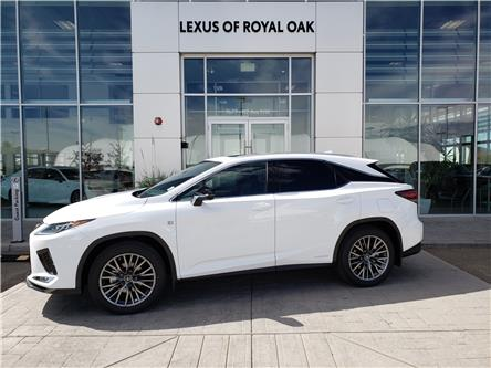 2020 Lexus RX 450h Base (Stk: L20228) in Calgary - Image 1 of 10