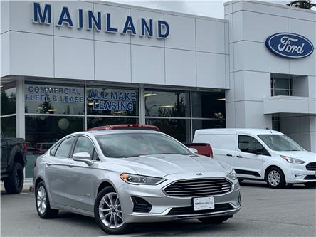 2019 Ford Fusion Hybrid SEL (Stk: P56179) in Vancouver - Image 1 of 25