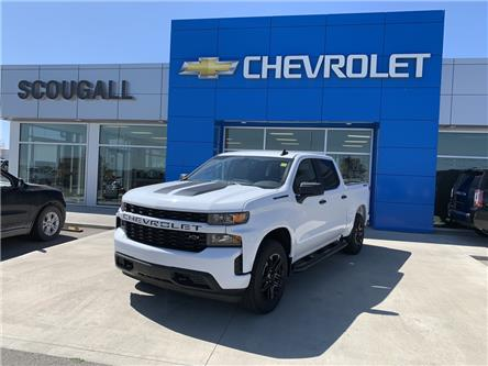 2020 Chevrolet Silverado 1500 Silverado Custom (Stk: 218959) in Fort MacLeod - Image 1 of 13