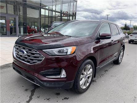 2019 Ford Edge Titanium (Stk: UT1474) in Kamloops - Image 1 of 26