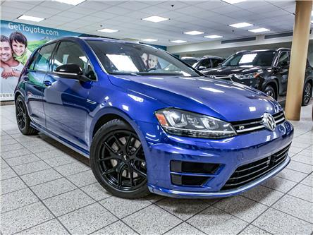 2017 Volkswagen Golf R 2.0 TSI (Stk: 201061B) in Calgary - Image 1 of 21
