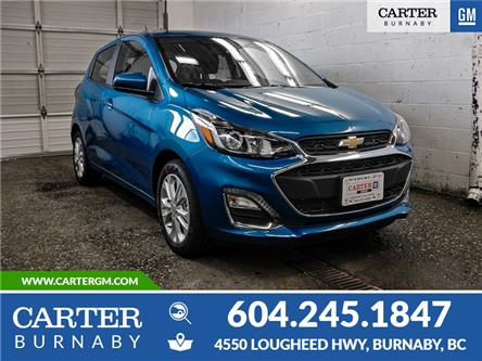 2020 Chevrolet Spark 1LT CVT (Stk: 40-01900) in Burnaby - Image 1 of 13