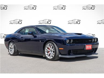 2016 Dodge Challenger SRT Hellcat (Stk: 43884BU) in Innisfil - Image 1 of 30