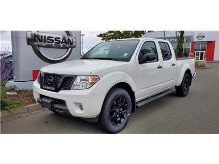 2019 Nissan Frontier Midnight Edition (Stk: F1902) in Courtenay - Image 1 of 8