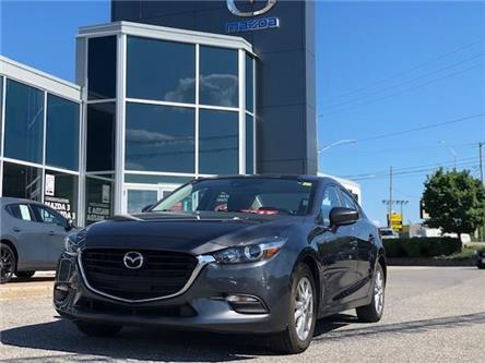 2017 Mazda Mazda3 GS (Stk: 208231) in Gloucester - Image 1 of 19