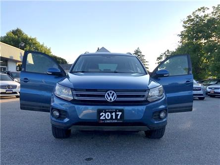 2017 Volkswagen Tiguan Wolfsburg Edition (Stk: 20-047) in Ajax - Image 1 of 16
