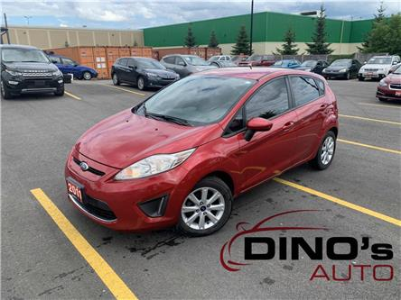 2011 Ford Fiesta SE (Stk: 110317) in Orleans - Image 1 of 25