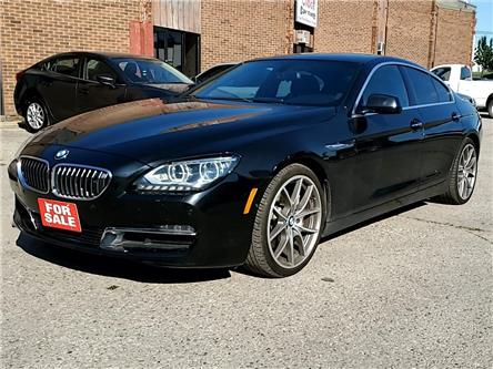2013 BMW 650i xDrive Gran Coupe (Stk: B097949) in Kitchener - Image 1 of 27