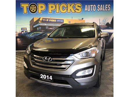 2014 Hyundai Santa Fe Sport Premium (Stk: 163635) in NORTH BAY - Image 1 of 27
