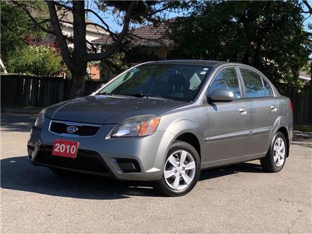 2010 Kia Rio EX |AUTOMATIC | AIR CONDITIONING |CERTIFIED!! (Stk: 5687) in Stoney Creek - Image 1 of 19