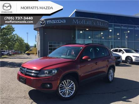 2016 Volkswagen Tiguan Special Edition (Stk: P8226B) in Barrie - Image 1 of 23