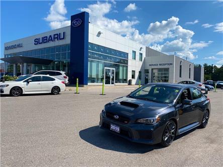 2019 Subaru WRX STI  (Stk: LP0418) in RICHMOND HILL - Image 1 of 13