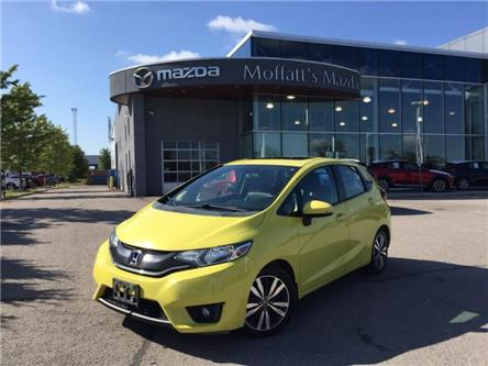 2016 Honda Fit EX-L Navi (Stk: 28505) in Barrie - Image 1 of 23