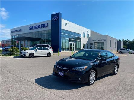 2017 Subaru Impreza Touring (Stk: P03941) in RICHMOND HILL - Image 1 of 13
