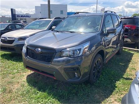 2020 Subaru Forester Sport (Stk: S5054) in St.Catharines - Image 1 of 15