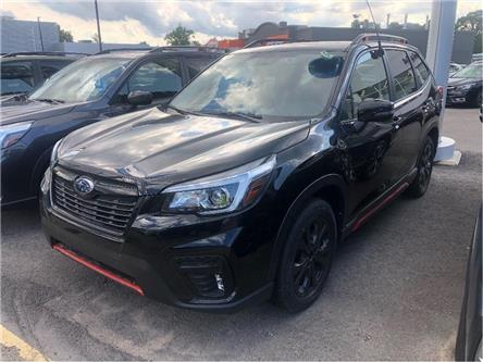 2020 Subaru Forester Sport (Stk: S5227) in St.Catharines - Image 1 of 15