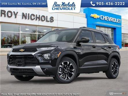 2021 Chevrolet TrailBlazer LT (Stk: X010) in Courtice - Image 1 of 23