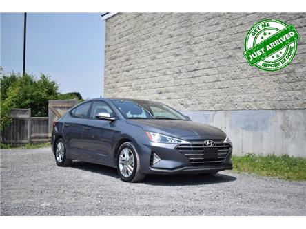 2020 Hyundai Elantra Preferred (Stk: UCP1985) in Kingston - Image 1 of 25