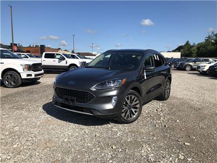 2020 Ford Escape Titanium (Stk: ES20684) in Barrie - Image 1 of 18