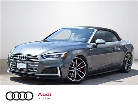 2018 Audi S5 3.0T Technik (Stk: 20540A) in London - Image 1 of 27