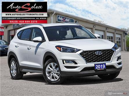 2019 Hyundai Tucson Preferred (Stk: 1ETK391) in Scarborough - Image 1 of 28