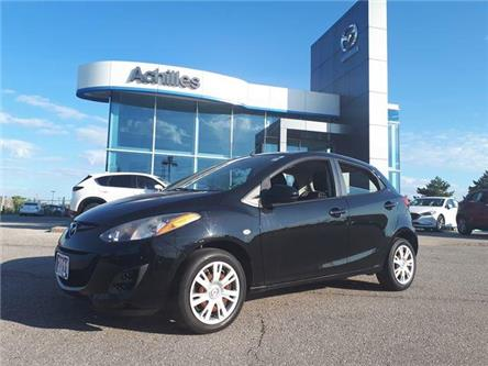 2011 Mazda Mazda2  (Stk: L1074A) in Milton - Image 1 of 11