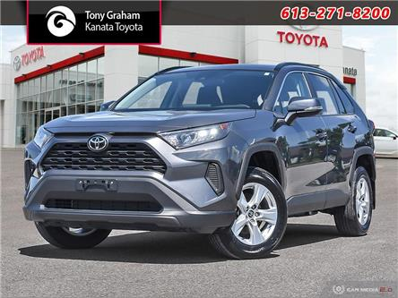 2019 Toyota RAV4 LE (Stk: 90593A) in Ottawa - Image 1 of 30
