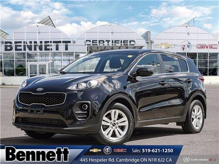 2019 Kia Sportage LX (Stk: 343111) in Cambridge - Image 1 of 27