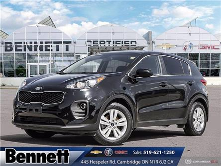 2019 Kia Sportage LX (Stk: 343101) in Cambridge - Image 1 of 28
