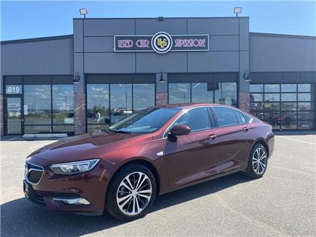 2019 Buick Regal Sportback Preferred II (Stk: 3946