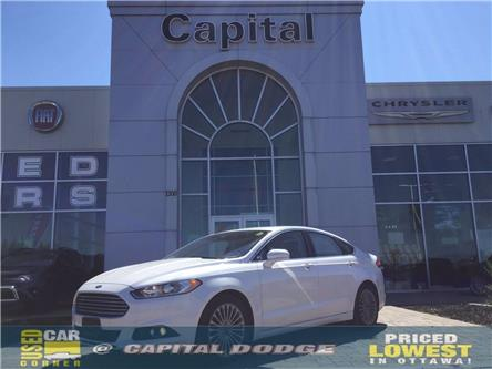 2015 Ford Fusion Titanium (Stk: L00552A) in Kanata - Image 1 of 26