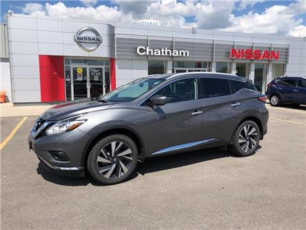 2017 Nissan Murano  (Stk: 1N458A) in Chatham - Image 1 of 21