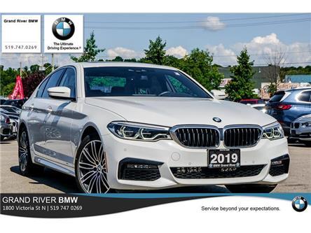 2019 BMW 530i xDrive (Stk: PW5523) in Kitchener - Image 1 of 22