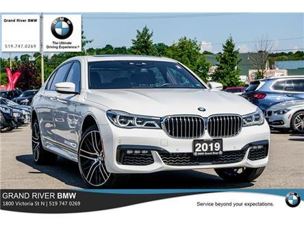 2019 BMW 750 Li xDrive (Stk: PW5525) in Kitchener - Image 1 of 22