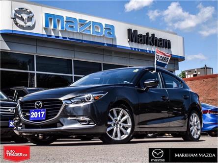 2017 Mazda Mazda3 Sport GT (Stk: P1999) in Markham - Image 1 of 25